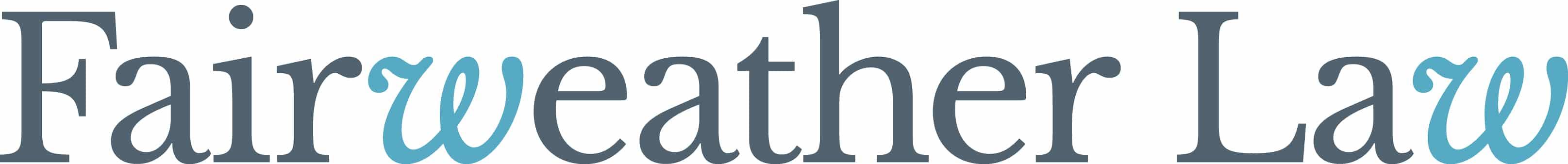Fairweather Law Logo
