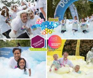 Bubble Rush family fun