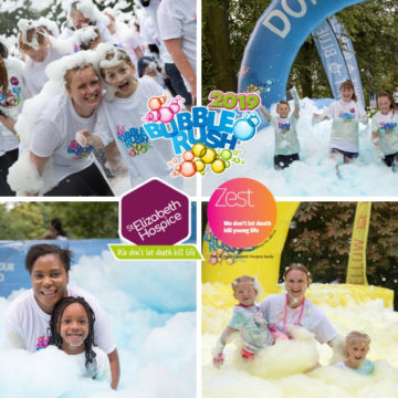 Bubble Rush family fun