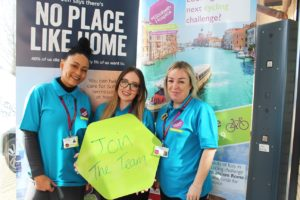 Join the fundraising team
