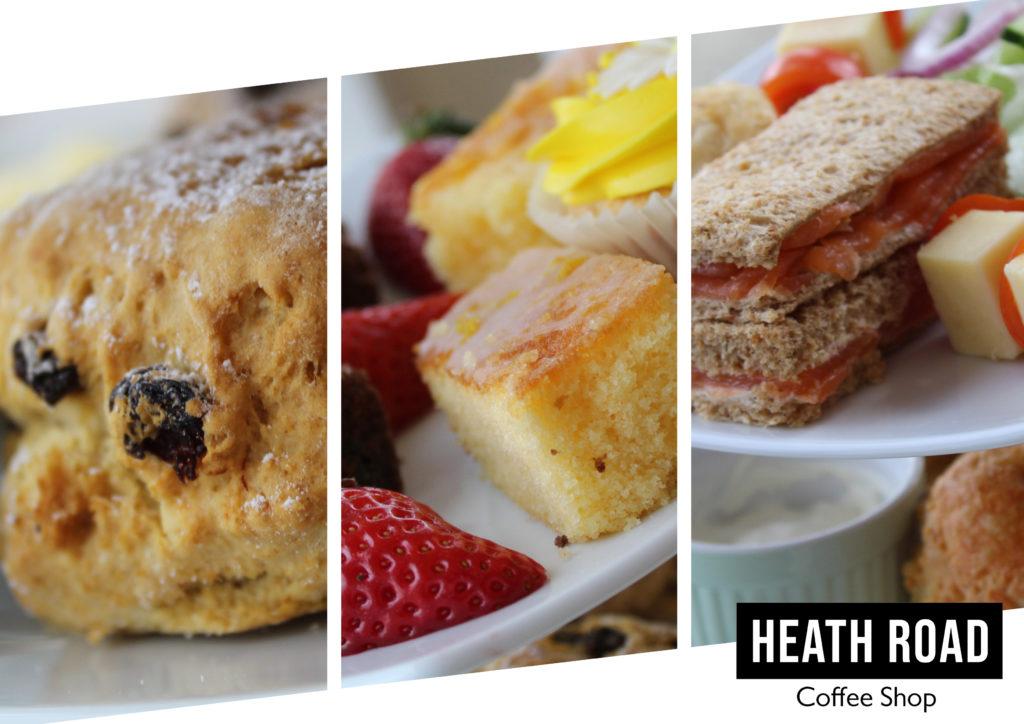 Food, Cake, Snacks at Heath Road Coffee Shop