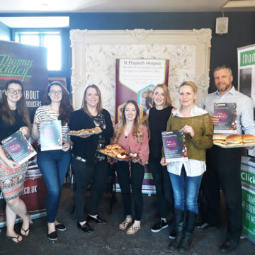 Dine and Donate launch 2019