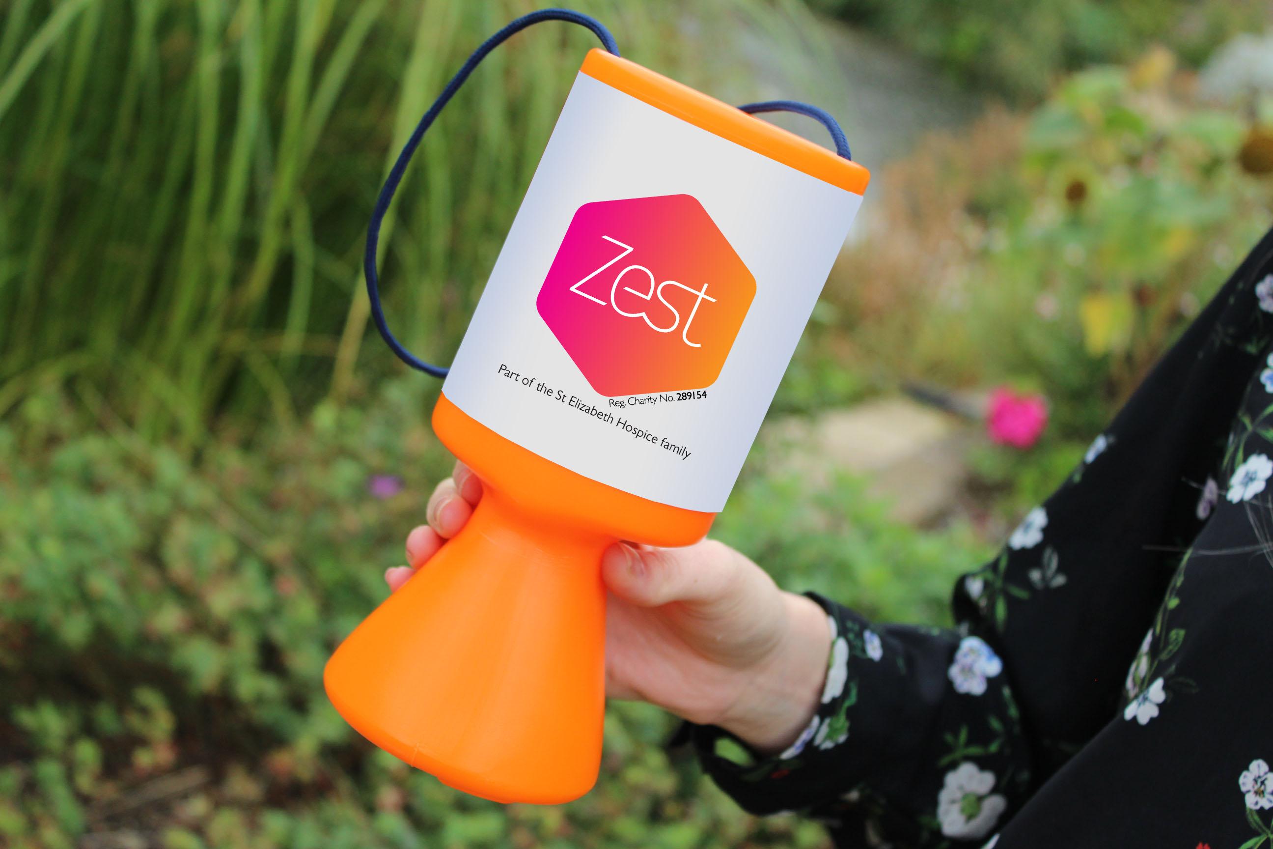 Fundraising For Zest