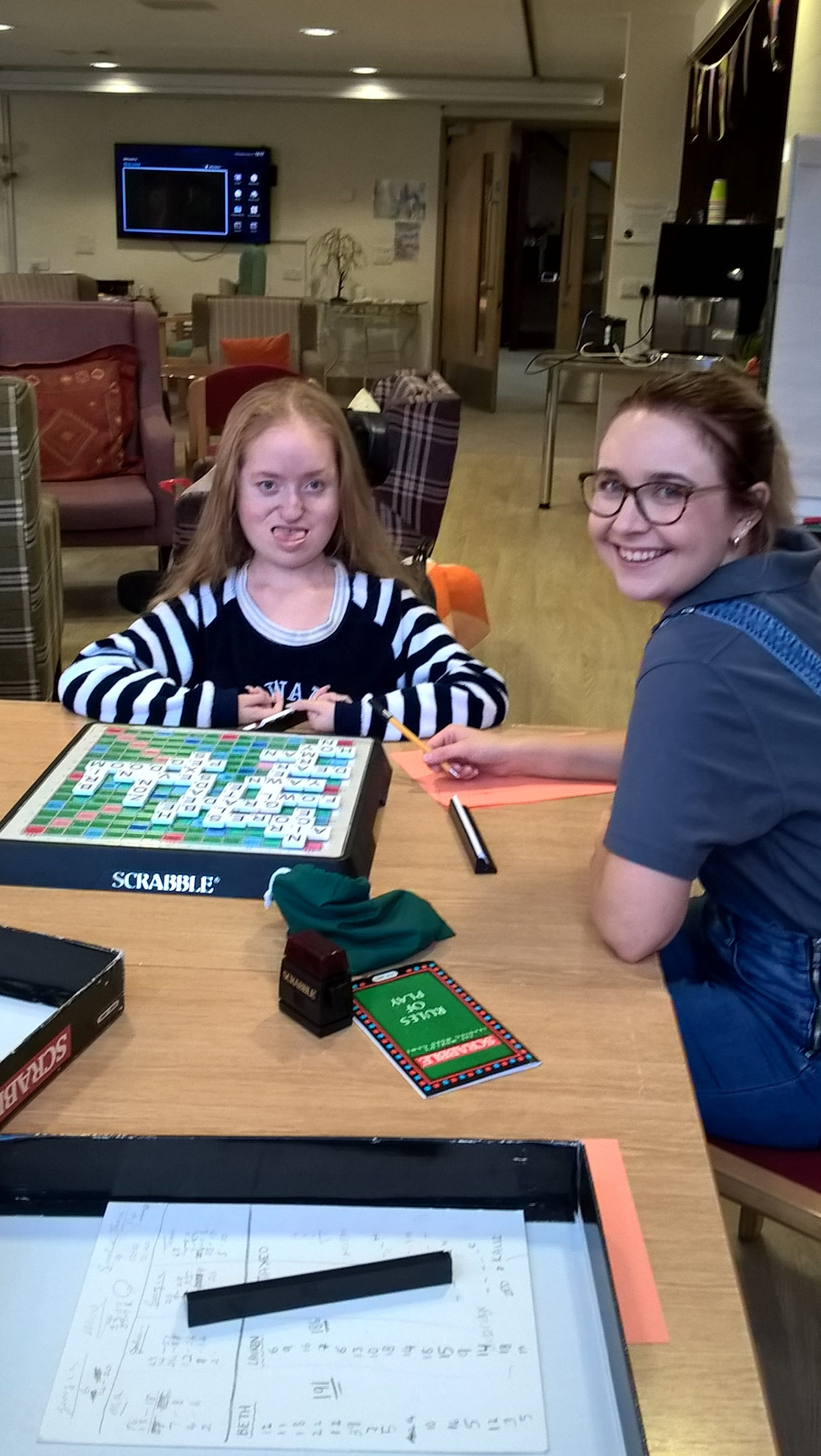 Beth Scrabble