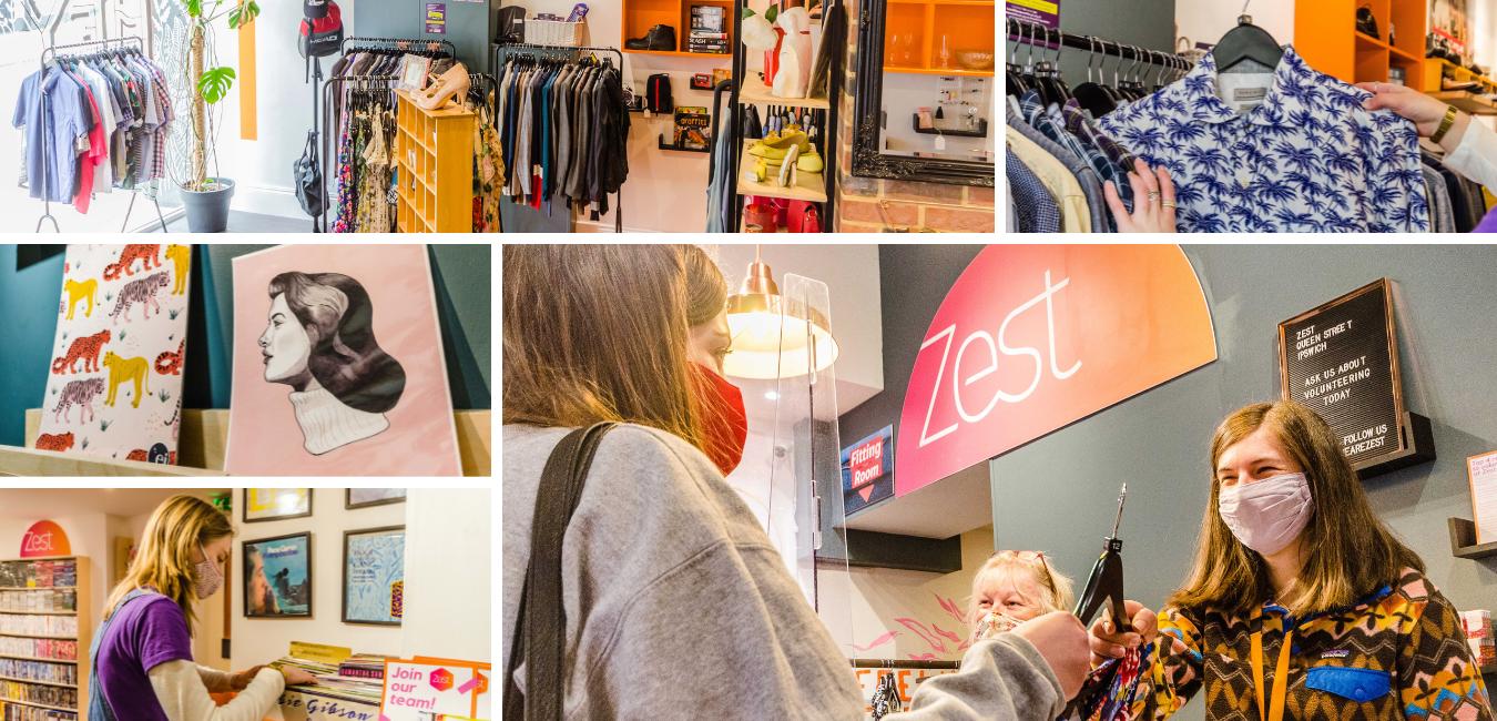 Zest Shop Ipswich Nikki Hewes Photography